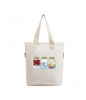 ショッピングバッグ レディースバッグ トートバッグ ハンドバッグ 男女兼用バッグ エコバッグ 学園風 清楚 キャンバス 帆布 文芸調 qa10435-16