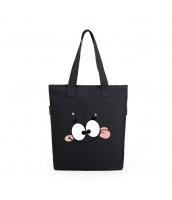 ショッピングバッグ レディースバッグ トートバッグ ハンドバッグ 男女兼用バッグ エコバッグ キャンバス 帆布 レトロ 個性的 学園風 シンプル qa10446-3