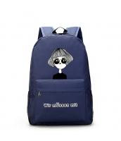 男女兼用バッグ バックパック リュックサック レディースバッグ メンズバッグ シンプル 可愛い 学園風 大容量 qa10469-4