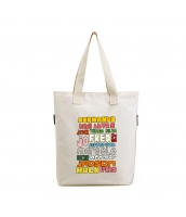 エコバッグ レディースバッグ トートバッグ ショルダーバッグ ハンドバッグ 2wayバッグ 文芸調 キャンバス 帆布 シンプル ショッピングバッグ qa10487-1