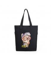 エコバッグ・ショッピングバッグ レディースバッグ トートバッグ ショルダーバッグ ハンドバッグ 2wayバッグ シンプル 猫柄 文芸調 大容量 カジュアル キャンバス 帆布 qa10521-3