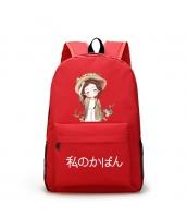 男女兼用バッグ バックパック リュックサック レディースバッグ メンズバッグ 学園風 旅行 qa10574-2