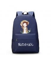 男女兼用バッグ バックパック リュックサック レディースバッグ メンズバッグ 学園風 旅行 qa10574-3