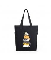 エコバッグ・ショッピングバッグ レディースバッグ トートバッグ ショルダーバッグ ハンドバッグ 2wayバッグ キャンバス 帆布 コーディアイテム 文芸調 カートン風 可愛い 猫柄 qa10577-2