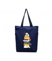 エコバッグ・ショッピングバッグ レディースバッグ トートバッグ ショルダーバッグ ハンドバッグ 2wayバッグ キャンバス 帆布 コーディアイテム 文芸調 カートン風 可愛い 猫柄 qa10577-3