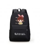 男女兼用バッグ バックパック リュックサック レディースバッグ メンズバッグ 個性的 学園風 カジュアル 旅行 qa10594-1