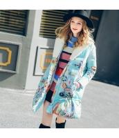 ガーベラレディース ステンカラー ダウンコート ミディアム丈コート rp10328-1