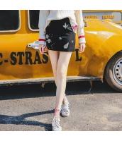 ガーベラレディース タイトスカート ミニスカート 刺繍入り rp10768-1