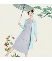ガーベラレディース カーディガン ニットウエア 長袖 刺繍入り rp11511-1