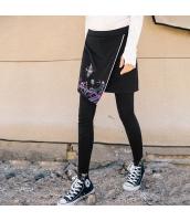 ガーベラレディース ラップスカート ミニスカート 着やせ 刺繍入り 春物 rp11913-1