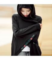 ガーベラレディース ジップアップパーカー 長袖 刺繍 スウェット rp9353-1