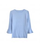 ガーベラレディース ニット・セーター セーター 長袖 着やせ w10309-2