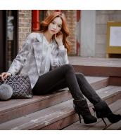 パンツ ロングパンツ ファッション あわせ易い 細身 着やせ  w8030-1