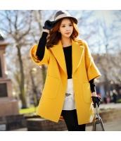 コート ダッフルコート ゆったり ファッション  w8141-1