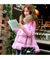コート ダウンコート ショート ゆったり ファッション 厚い ファー襟 暖い  w8163-2