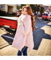 コート ダウンコート ミディアム ファッション ファー襟 暖い  w8165-2