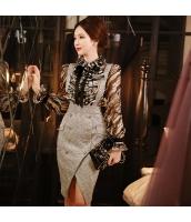 ワンピース ミニ 袖なし サロペット・オールインワン ファッション 細身 ハイウエスト  w8226-1