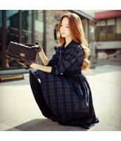 コート トレンチコート ミディアム ファッション 格子  w8245-1