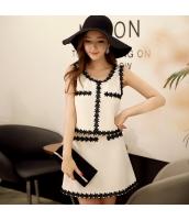 スカート ミニ 台形 ファッション w8841-1