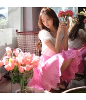 スカート ミニ フレア・ギャザー ファッション 着やせ w8856-1