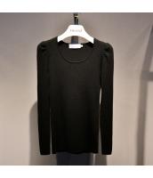 ガーベラレディース ニット・セーター セーター 長袖 着やせ w9703-1