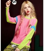 【即納】セーター ニット スウェット風ニットソー タッセル飾り 長袖 tk-yj4421-l-f1【カラー:F1】【サイズ:L】