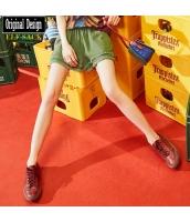 ガーベラレディース キュロットスカート ミニスカート ショートパンツ・ホットパンツ ゴムウエスト yj6970-2