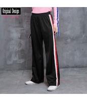 ガーベラレディース ワイドパンツ ストリートファッション yj7252-1
