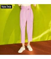 ガーベラレディース サルエルパンツ ハイウエスト ヒップポップ ストリートファッション yj7408-2
