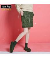 ガーベラレディース ハイウエストスカート フレアスカート ミニスカート 着やせ yj8002-1