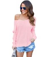 ピンク ニット セーター ツイストバック cc27684-10